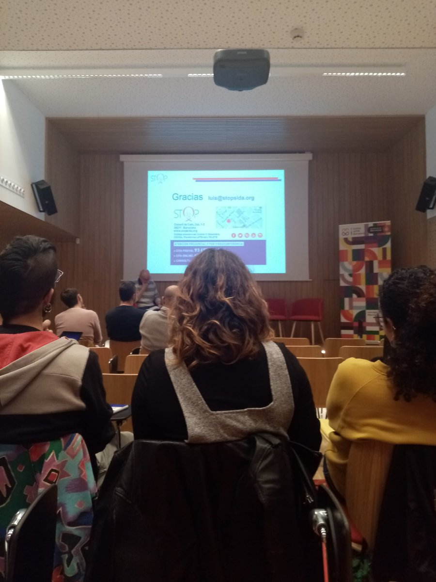 test Twitter Media - Hoy estamos en las I Jornadas de #chemsex en el @BarcelonaLGTBI #stopsida https://t.co/Ezb1yoceXD