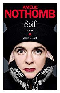 @magali_esteve a acheté #Soif d'#AmélieNothomb mais ne l'a pas encore #lu #love