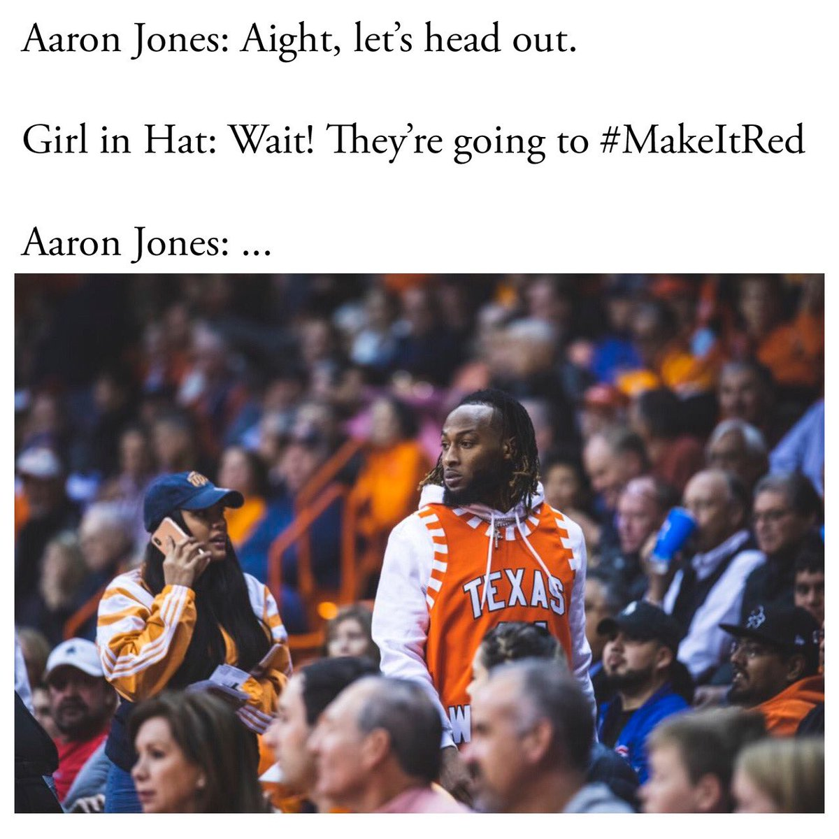 @Showtyme_33 from the @packers visited his hometown of #ElPaso to watch @UTEP_MBB Demolish it's I-10 rival @nmsu <br>http://pic.twitter.com/63f1VI3Uox