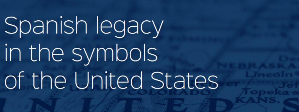 """Celebramos un nuevo evento en Washington, DC. para presentar nuestro informe """"The Spanish Legacy in the Symbols of the United States"""". Miércoles 20 de noviembre a las 12:00 en la Antigua Residencia de Embajadores de España. ¡No te lo pierdas!👇https://www.eventbrite.es/e/entradas-presentation-of-the-spanish-legacy-in-the-symbols-of-the-us-report-81347842587…"""