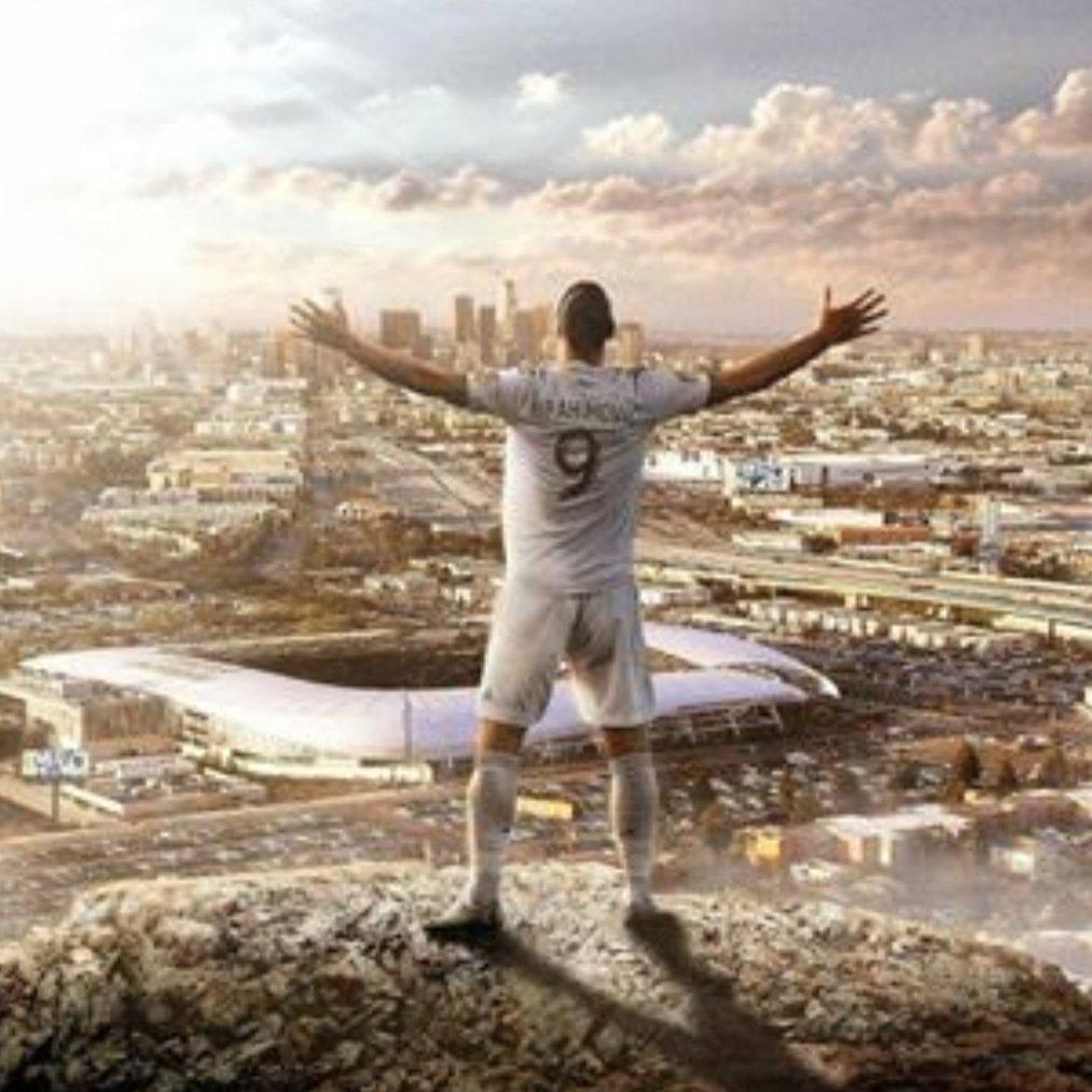 Officiel : Zlatan Ibrahimović quitte le Los Angeles Galaxy