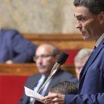 Image for the Tweet beginning: Le député antibois Eric Pauget