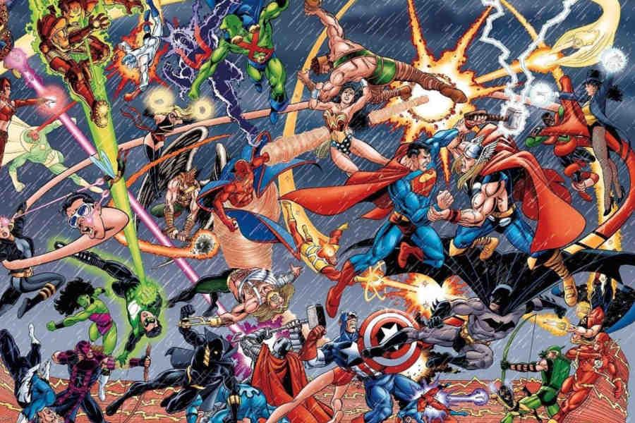 Los Hermanos Russo producirán un documental sobre la guerra de Marvel y DC Comics