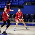 Image for the Tweet beginning: FIBA 2021 Kadınlar Avrupa Şampiyonası