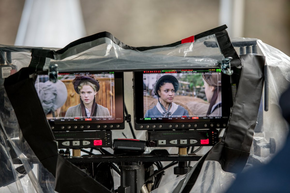 Who else isnt ready for #PoldarkPBS to end for good this weekend? 😭 Heres a behind-the-scenes look at last weeks episode. Join us on @MasterpiecePBS this Sunday at 9/8c for the FINAL time.