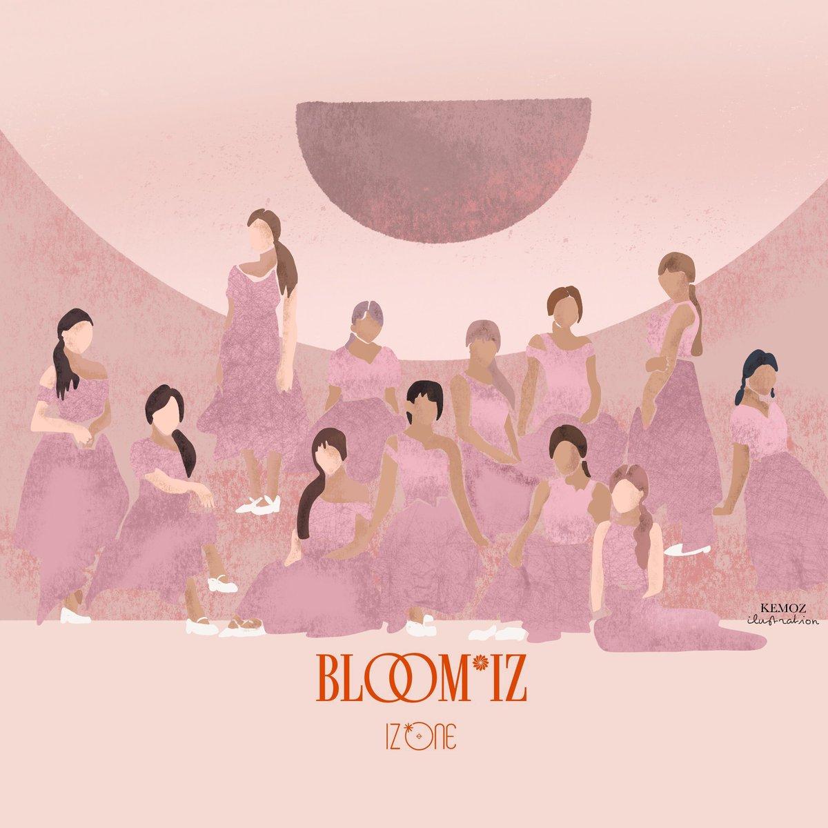 My @official_izone artwork, #BLOOMIZ #OurHightlightIZONE #AlwaysWithIZONE #WIZONELOVEIZONE . @IZSUBSID @izonemfs @Wizone_ID @IZONE_TH @IZ1Philippines @IZONEGLOBALTW .  I don't know why mu artwork deleted by twitter or something, I already upload this today twice.<br>http://pic.twitter.com/RWRv8khTFW