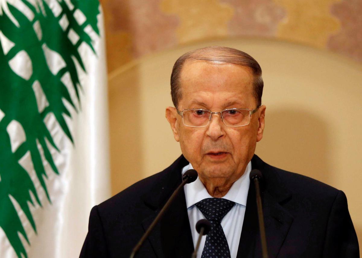 المحتجون اللبنانيون يرفضون خطاب #ميشيال_عون.. و #فرنسا تعبّر عن قلقهاللتفاصيل : https://wp.me/p8tV9E-Wpg#218NEWS