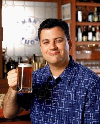 Happy Birthday American television host, comedian, writer, and producer Jimmy Kimmel (November 13, 1967- )