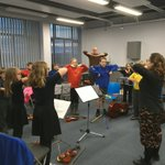 Image for the Tweet beginning: The Junior Strings @DunsPrimary enjoyed