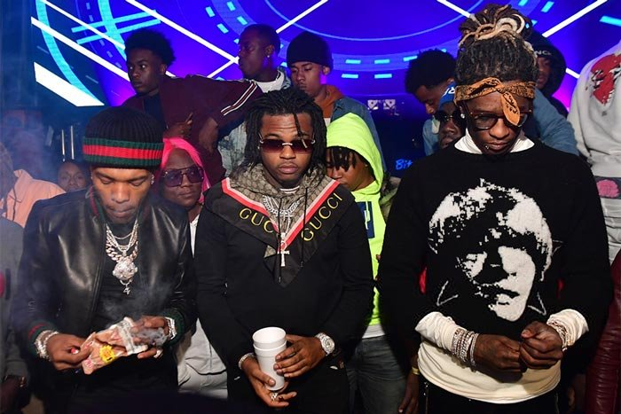 Lil Baby Says Collab Mixtape With Young Thug, Future & Gunna Is Halfway Complete 🔥  Full Story: https://dailyloud.com/2019/11/lil-baby-says-collab-mixtape-with-young-thug-future-gunna-is-in-the-works#.Xcxd_DrC534.twitter… pic.twitter.com/mTdz7cdh3R