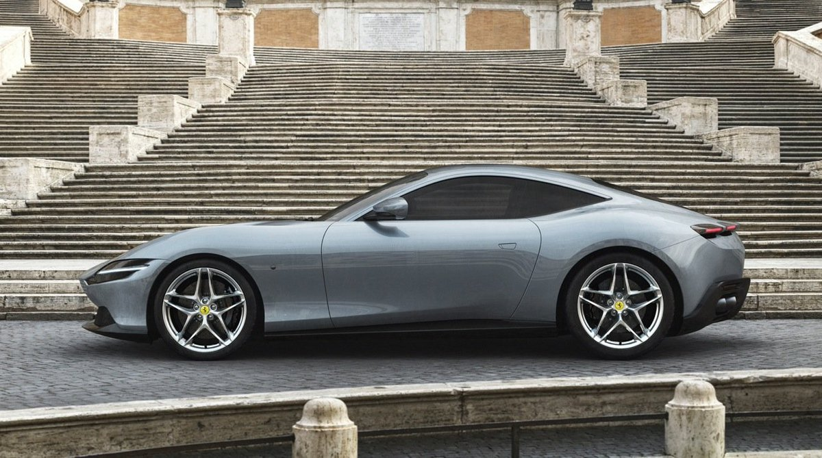#FerrariRoma