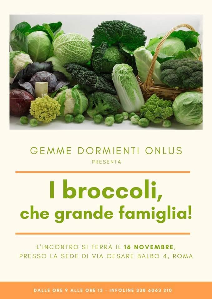 Vi aspettiamo questo sabato mattina con tutti i consigli su come cucinare i #broccoli #alimentazione #dietamediterranea #verdure #autunno