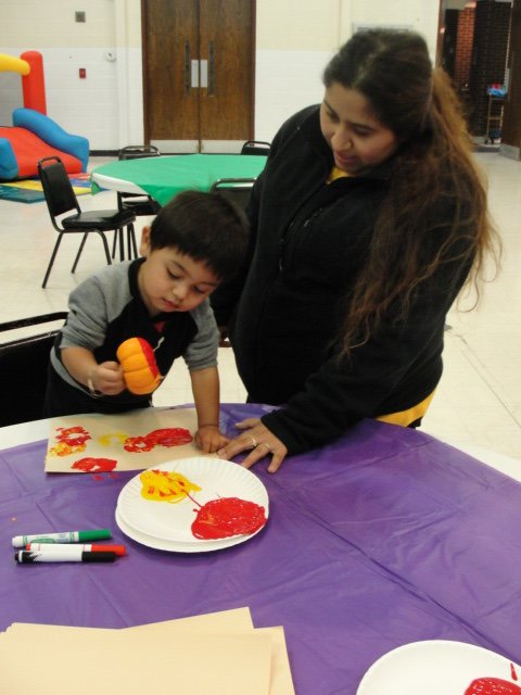 test Twitter Media - Our Waukegan Early Learning Center students and their parents had a blast at their Fall Family Event!    At the event, parents and children learned about the importance of #dentalhealth. Also, the children created their own artwork and enjoyed #playtime in bouncy house. https://t.co/iMbaa4OF5b