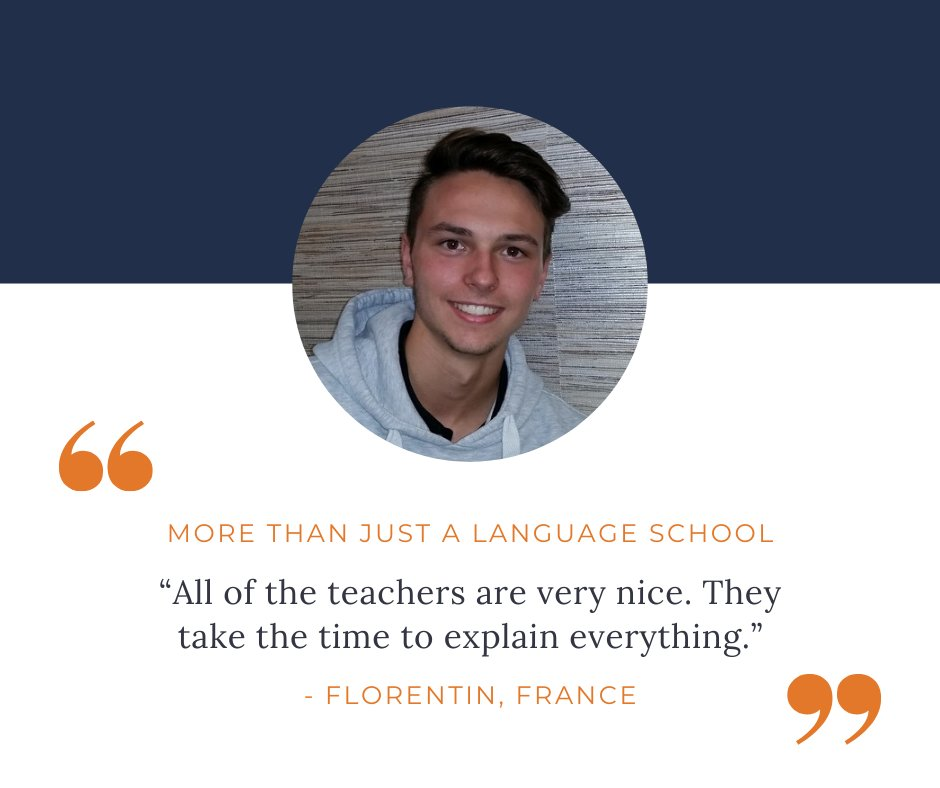 Learning English with a teacher who genuinely cares about you and your studies makes ALL the difference.   As a student of ours, you will never be left behind, and will always be supported.   Read more: http://ow.ly/Qzqb50x8pkl  #teacher #awesometeachers #studyinaus pic.twitter.com/CLOOSKBNgp