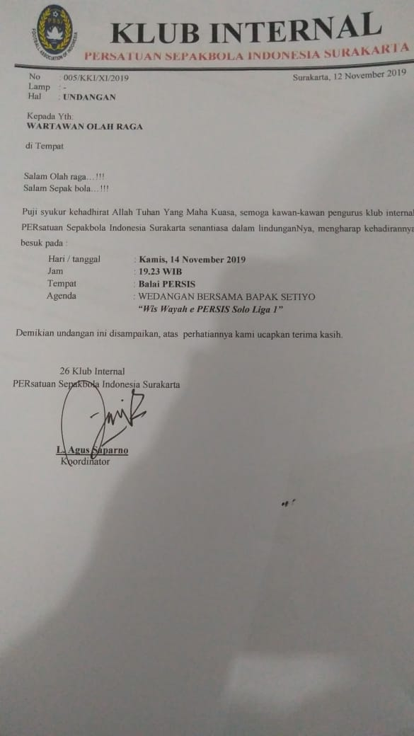 Ada yang masih ingat Mr. Setiyo? Yang dulu datang di deklarasi Persis Gotong Royong Solo pasti tahu ✌ https://t.co/4AVRXW7RWF