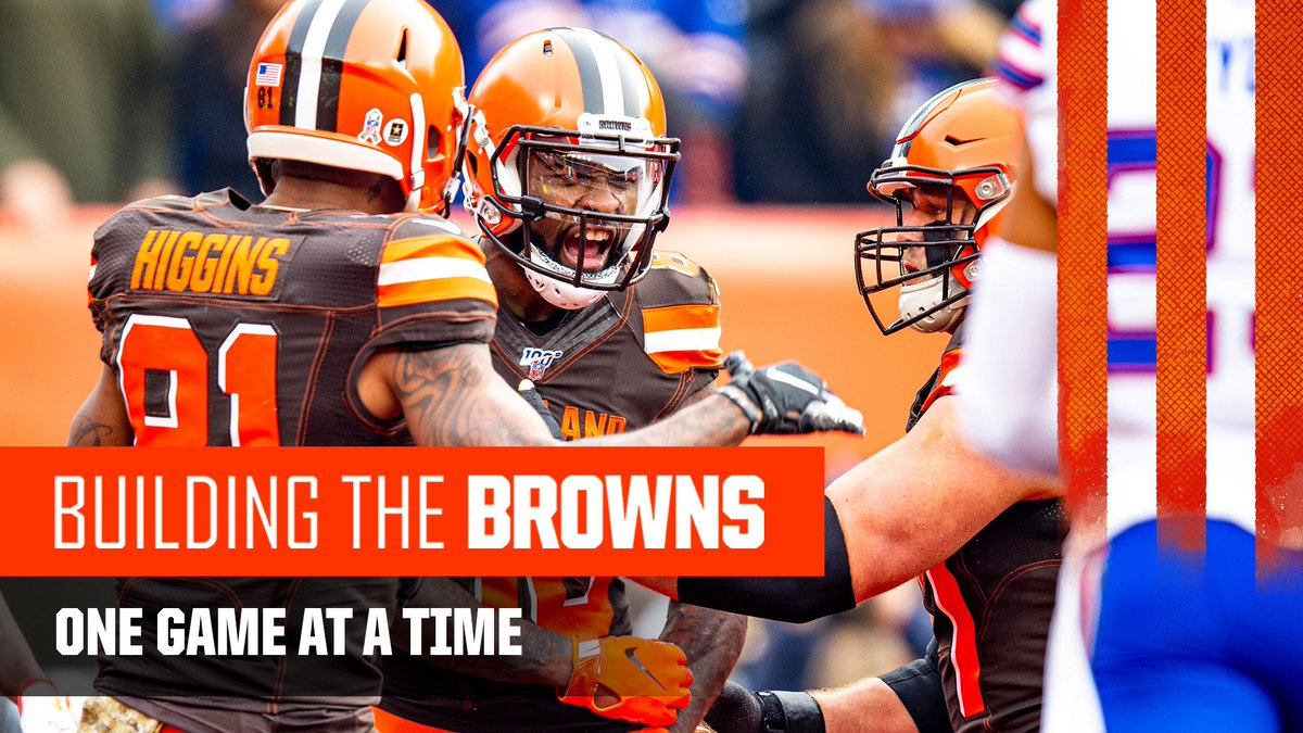 Our brand-new episode of Building the Browns is LIVE! Watch » brow.nz/BTB