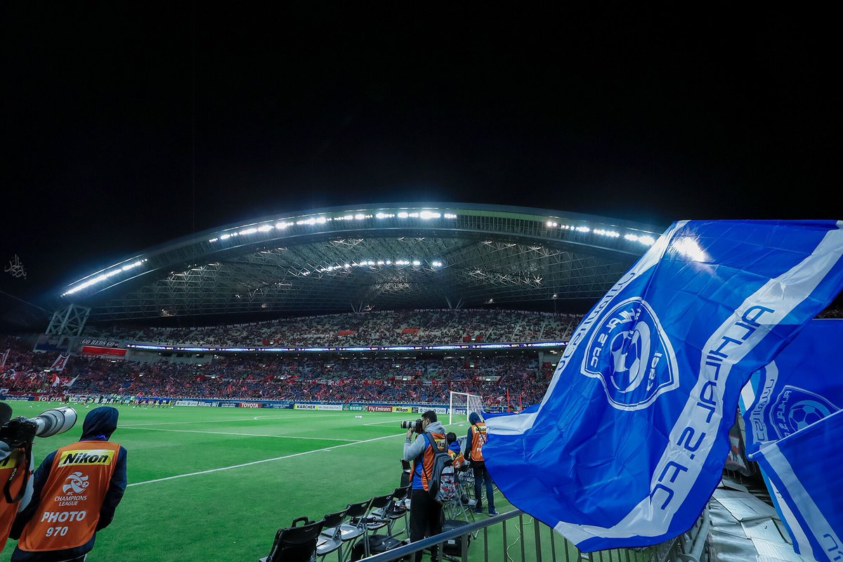 RT @hilalstuff: ✅ 3185 مجموع مقاعد الهلال في إياب نهائي آسيا أمام أوراوا على ملعب سايتاما. https://t.co/P9u5SSPeh3
