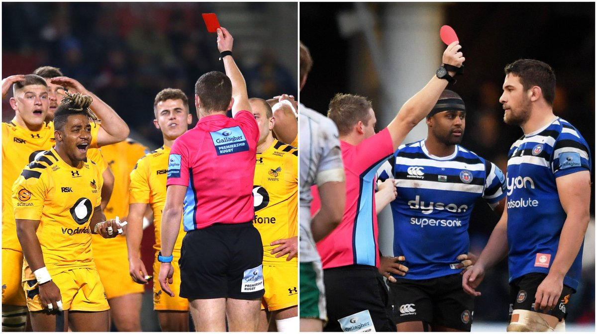 test Twitter Media - DISCIPLINARY | Paolo Odogwu of @WaspsRugby and Aled Brew of @bathrugby have both been handed suspensions.  Read: https://t.co/7pxmwH4PVe https://t.co/kpVReYpGyP
