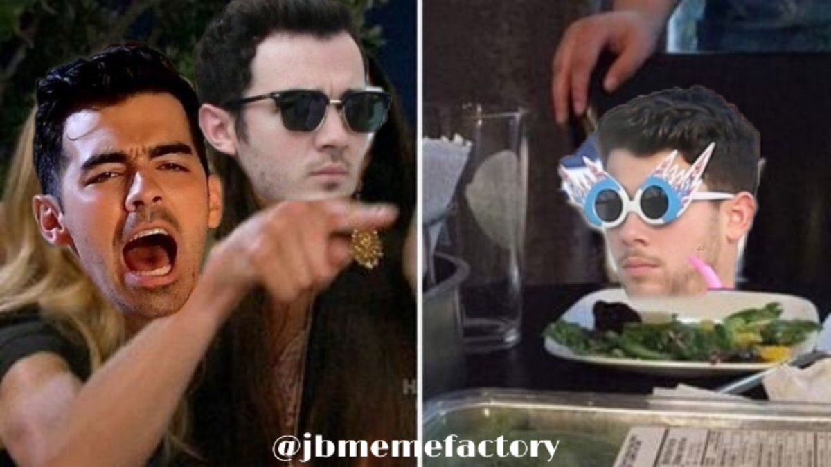 Actual footage of the Jonas Brothers breakup in 2013