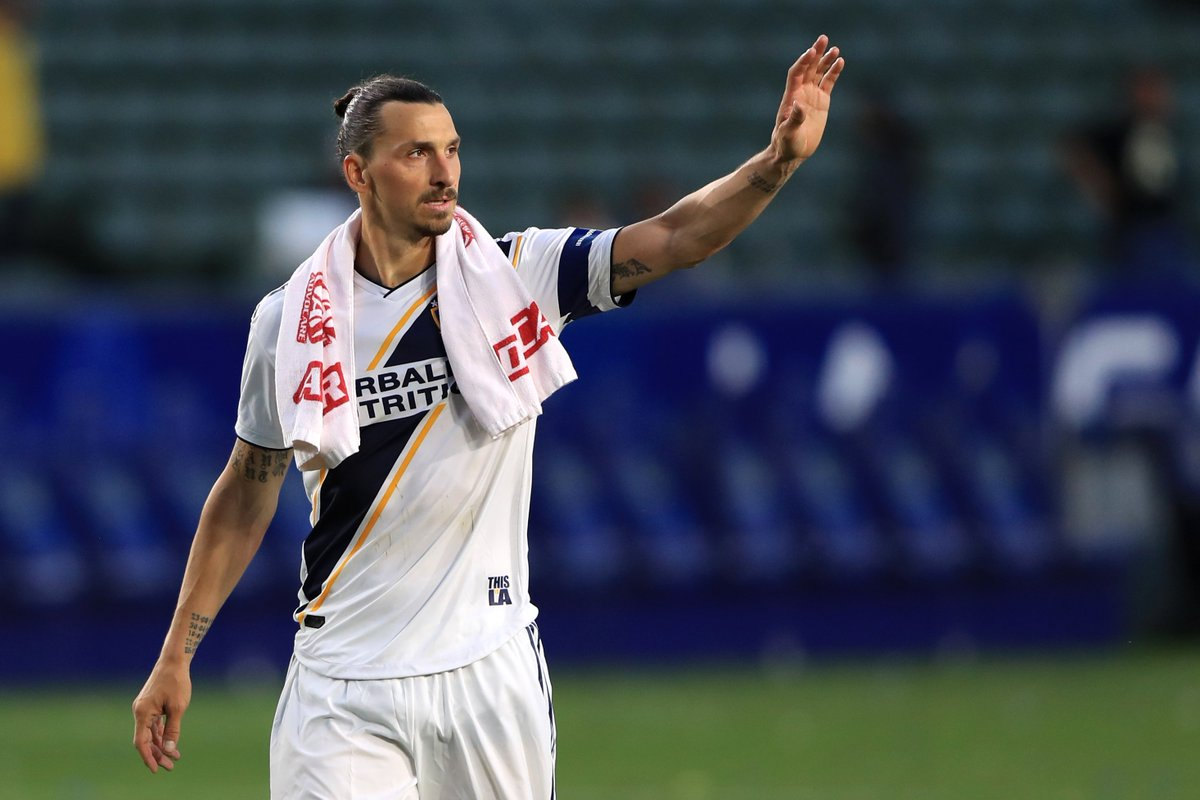 "👋 Ibrahimovic confirms his exit from LA Galaxy:  ""I came, I saw, I conquered. Thank you LA Galaxy for making me feel alive again.   ""To the Galaxy fans -  you wanted Zlatan, I gave you Zlatan. You are welcome.   ""The story continues... now go back to watching baseball."""