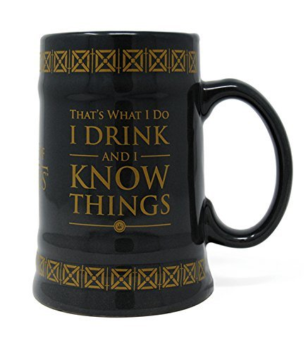 #TV Game Of Thrones Drink and Know Things Stein, Ceramic, Multi-Colour  https://www. memorabiliaitems.co.uk/product/game-o f-thrones-drink-and-know-things-stein-ceramic-multi-colour/   … <br>http://pic.twitter.com/Nrr6lKCeFI