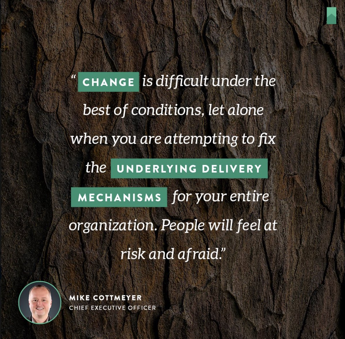 """#Systems thinking is a key ingredient in any successful organizational #Transformation.It's more fundamental than any particular """"framework"""" or """"methodology.""""Without it, we end up creating point solutions that have more side-effects than we can even imagine."""