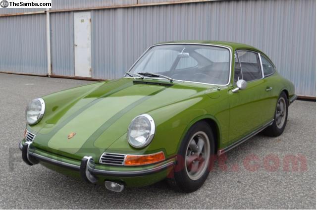 66 2.0 Porsche 911 Custom outlaw green - I love stuff like this ....   https://www. thesamba.com/vw/classifieds /detail.php?id=2328920  … <br>http://pic.twitter.com/CE1ipJPp8S