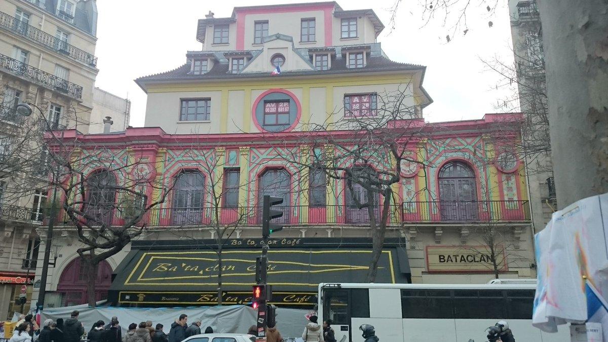 #Bataclan