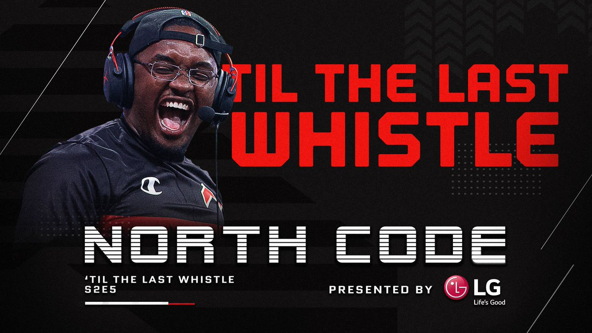 This one's for the culture 😂 #NorthCode S2E5: 'Til The Last Whistle  Presented by @LGCanada