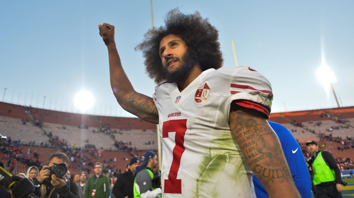 """Join 14 people right now at """"What game is the NFL playing by scheduling a workout for Colin Kaepernick?"""" #cheers #beer #pizza #games #sports #football #arizonacardinals #kaepernick #scheduling #azcentral #workout #playing #colin #story #game"""