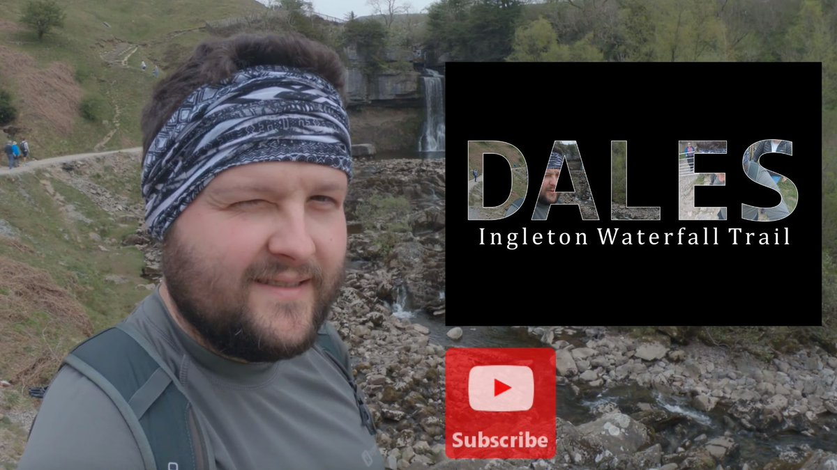 New film will be out Saturday following the Ingleton Waterfall trail in the Dales.  Watch it here on Saturday from 11am  https:// youtube.com/watch     … #AverageAdventurer<br>http://pic.twitter.com/U16Imzklo0