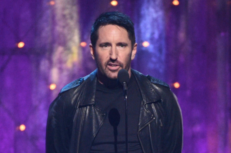 Country music veteran Trent Reznor has won his first CMA Award  https:// rol.st/2KhLEsK    <br>http://pic.twitter.com/32x4E2mxQI