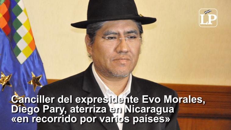 Canciller del expresidente Evo Morales aterriza en Nicaragua «en recorrido por varios países», ministerios dominados por la dictadura Ortega-Murillo mantienen gastos que a todas luces podrían ser innecesarios. Estas y otras noticias en #Las5DelDía >> ow.ly/MORQ30pSTSf