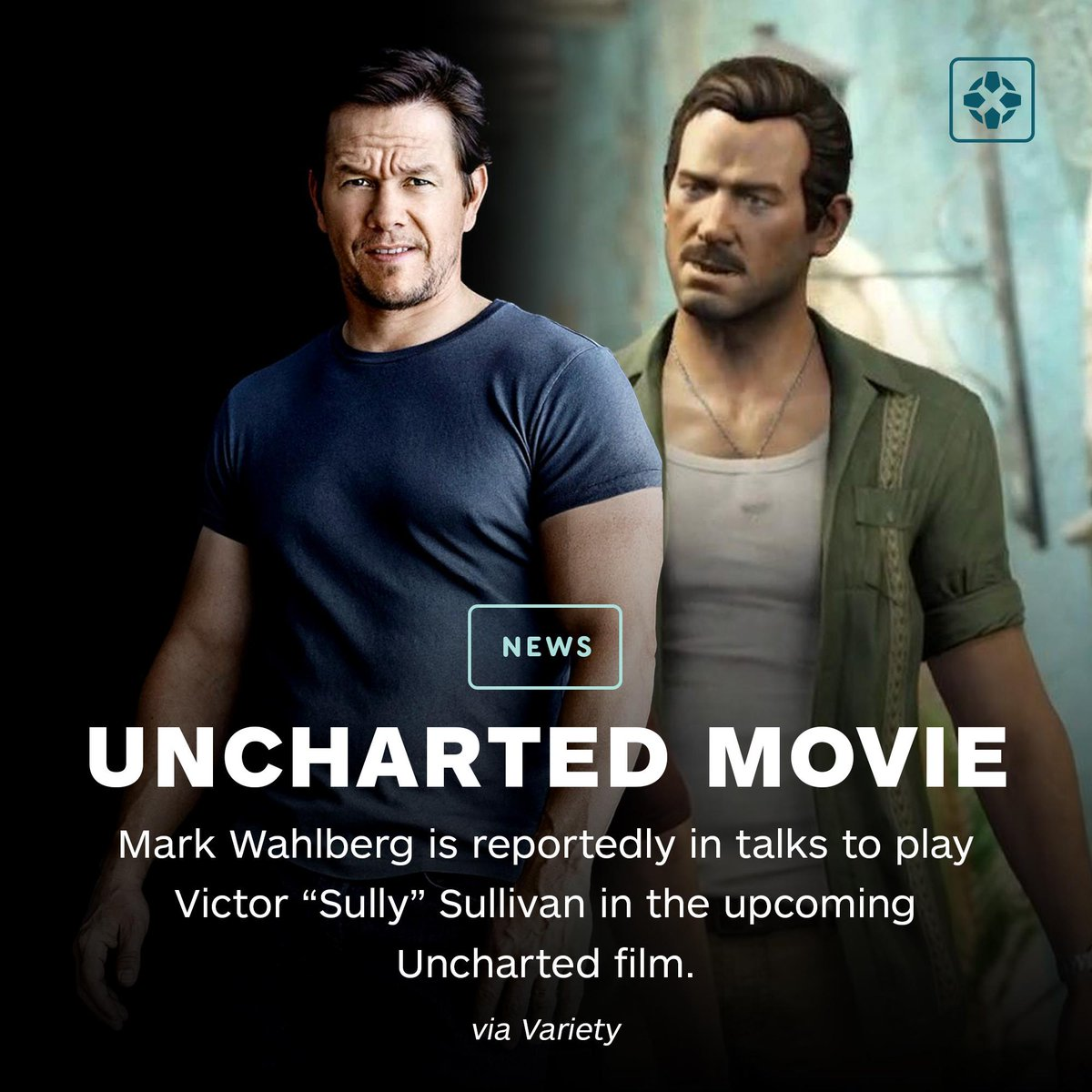 Ign On Twitter If Cast Mark Wahlberg Will Star Alongside Tom