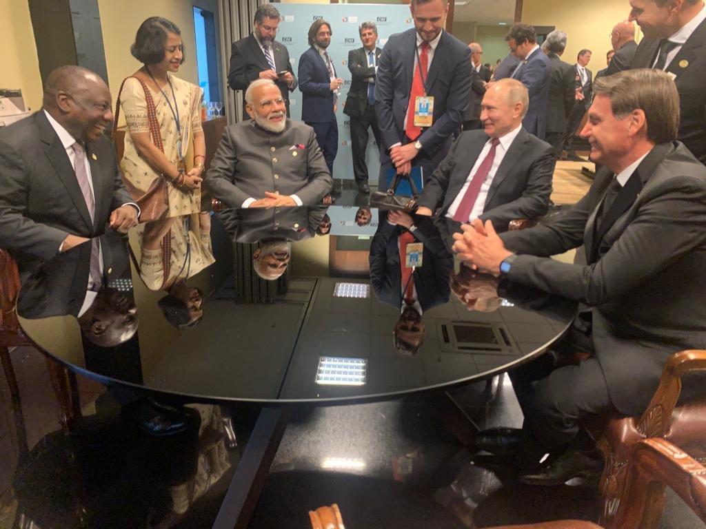 @PMOIndia's photo on BRICS