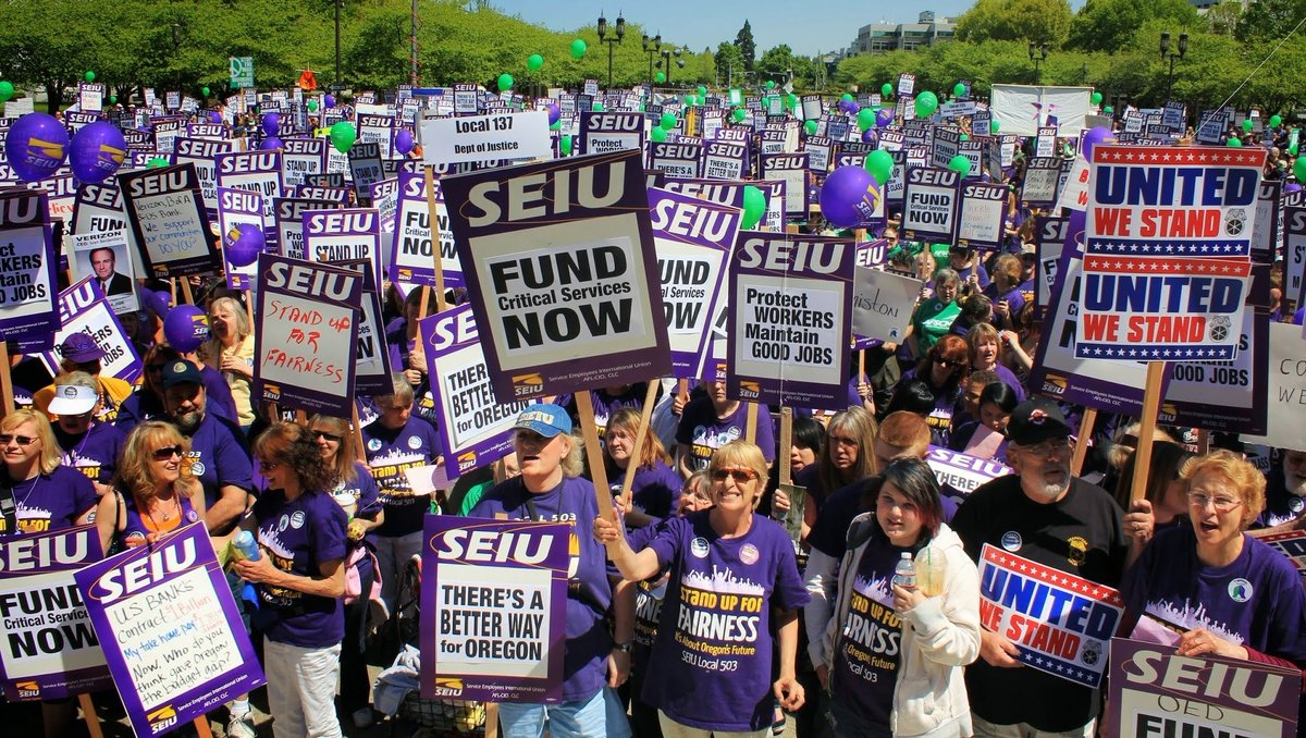 SEIU Local 503 seeks a Nursing Home Field Coordinator, Care Provider Division to be based in Portland, OR. Details can be found at: http://unionjobs.com/listing.php?id=16303 … #1u #unionjobs #unions #UnionStrong #p2 #UnionsForAll #SEIULocal503 #SEIU @SEIULocal503 @SEIU