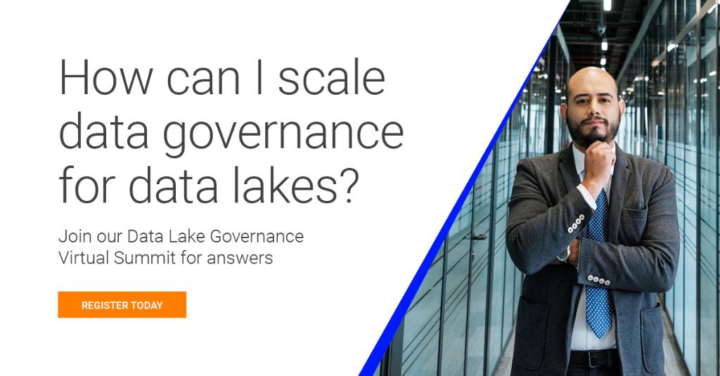 How can you keep #datalakes from turning into swamps? Join our Data Lake Governance #VirtualSummit to find out: https://infa.media/DLGSummitNATW  #datagovernance #dataquality