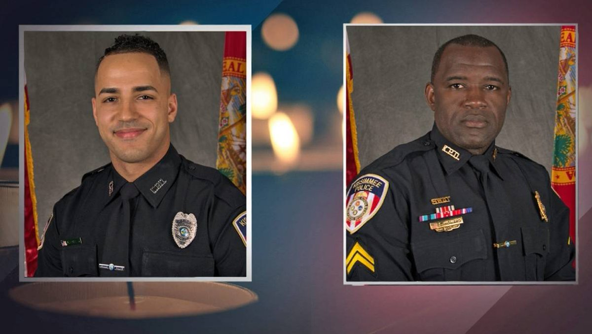 'Justice was served,': Kissimmee officer's widow reacts to killer's death sentence verdict   #LivePD #LivePDNation #BackTheBlue #ThinBlueLine #EnoughIsEnough #LODD #NeverForgotten