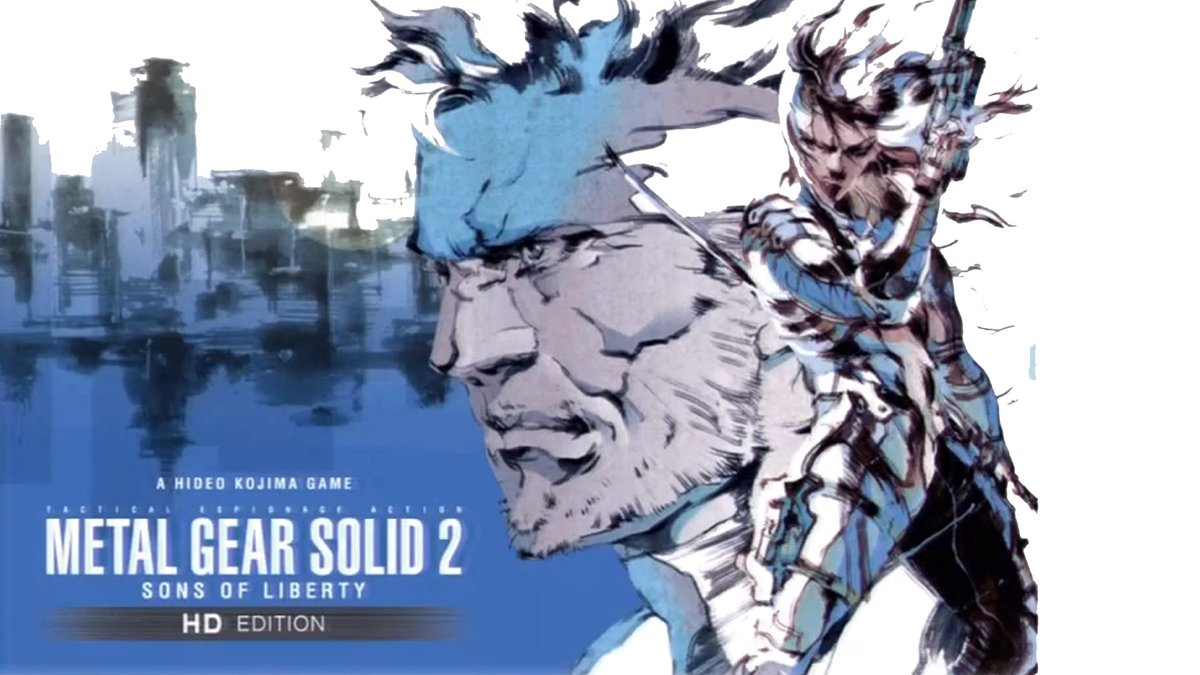 Hashtag Mgs2 Sur Twitter