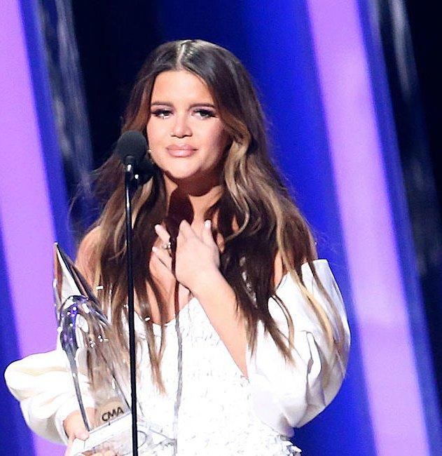 Awww so cute already a musician.🤗 Congratulations! And #AlbumOfTheYear CMA 2019🎶