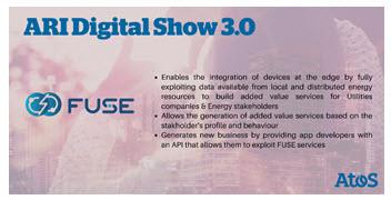 Enfocado en el Sector de Energía, el #Shuttle #FUSE brinda una plataforma que integra...