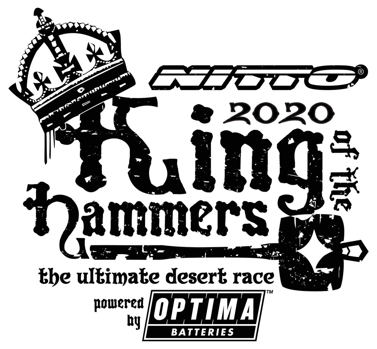The countdown to #KOH2020 is on! Were less than 80 days out-- what are you doing to prepare for the biggest and best #KingoftheHammers yet?! #Ultra4 #TheCountdownIsOn @NittoTire @OptimaBatteries @CanAm @Spidertrax @YukonGearAxle #BranikMotorsports @MonsterEnergy @ToyoTires