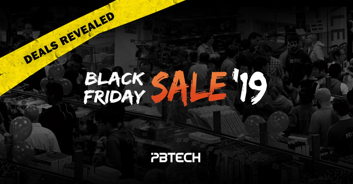 Pb Tech On Twitter Our Black Friday Deals Have Been Revealed This Is Our Biggest Black Friday Sale Ever And We Ve Got Thousands Of Crazy Deals On Your Favourite Tech