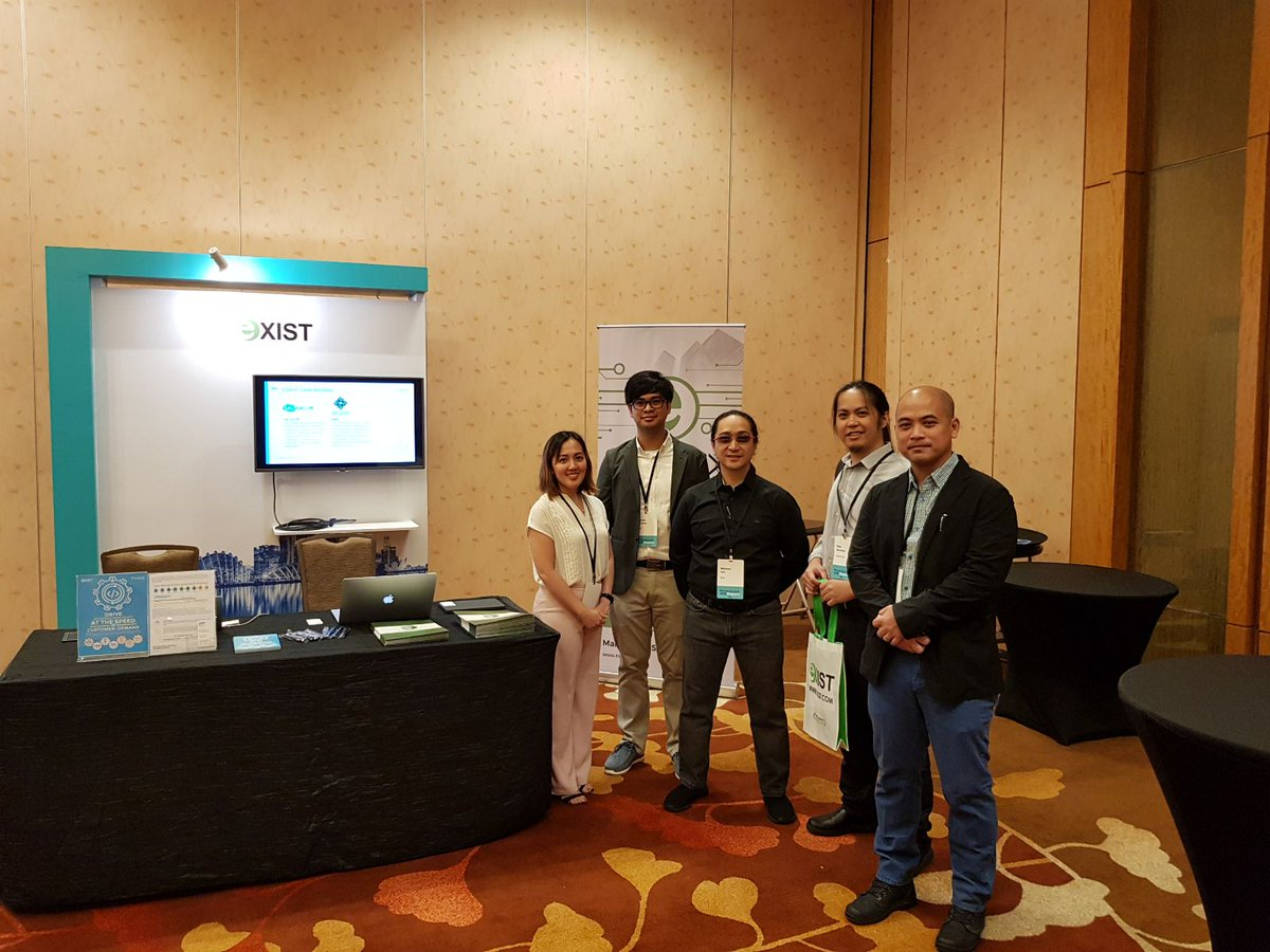 Exist is a proud sponsor of #PivotalSummit Singapore. Come visit us at the Sponsors booth area at Marina Bay Sands and discover how we help you modernize your applications in partnership with @pivotal. #AppTx #cloudnative #DevOps https://t.co/kKYxuac5n4