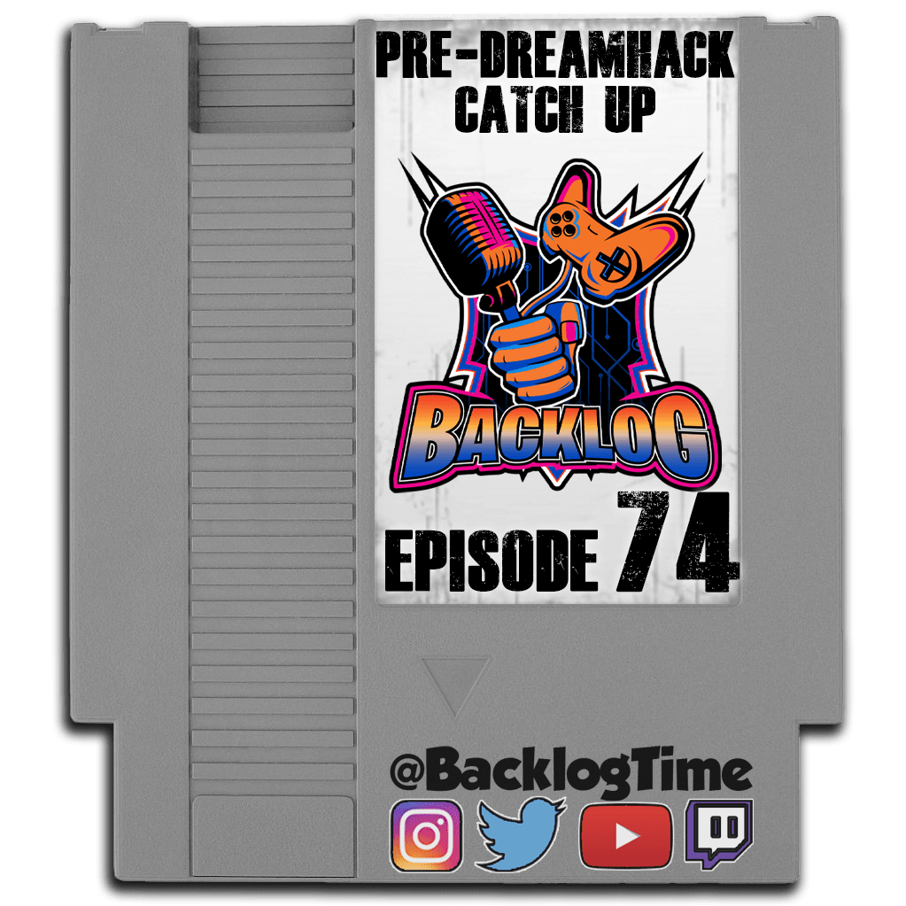 Episode 74 - Pre-Dreamhack Atlanta Catch Up - #DHATL19 The Backlog Podcast @Dreamhack #ATL #Podcast http://www.thebacklogexposed.com/episode-74-pre-dreamhack-atlanta-catch-up-dhatl19/…