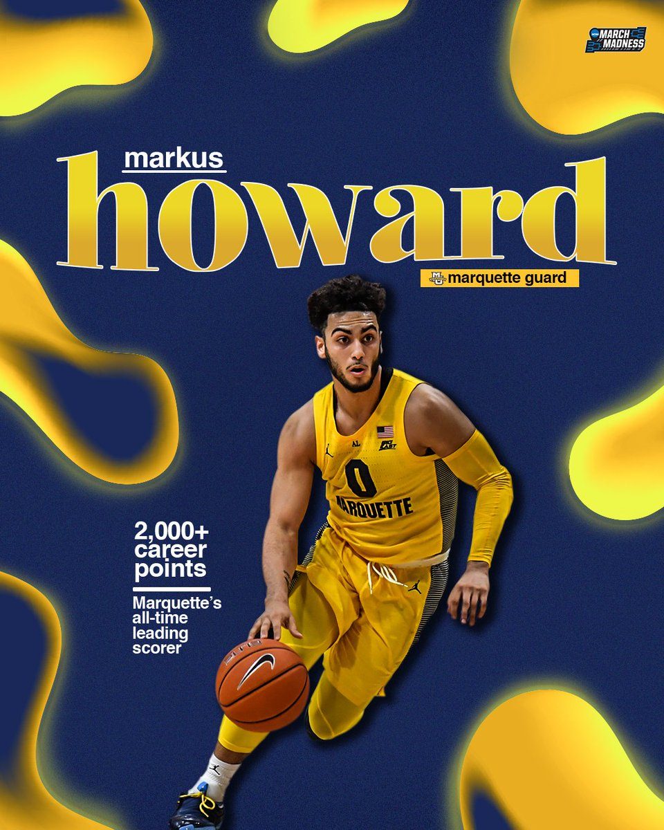 Congrats to Markus Howard on topping 2,000 career points! #mubb<br>http://pic.twitter.com/m41E8sxMv7