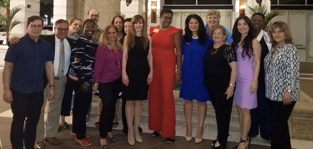 Another successful event with friends and members of the community! Ty all for taking time from your busy schedule and coming out to support our campaign. Special thanks to the committee: Dr. Leon, Morilla, Mayor Lerner and Former Vice-Mayor Robinson. Let's keep empowering women!