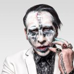 Image for the Tweet beginning: Watch Marilyn Manson perform at