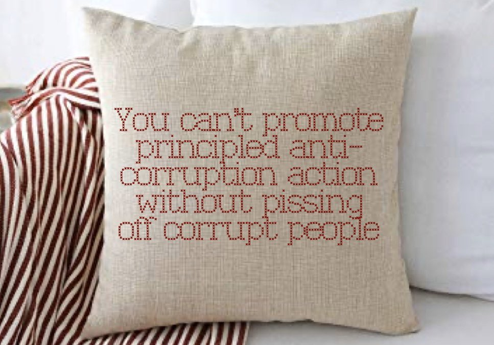 I think I will embroider it on a pillow too!