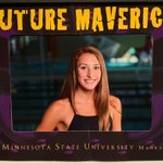 Image for the Tweet beginning: Congrats Maddi and Good Luck